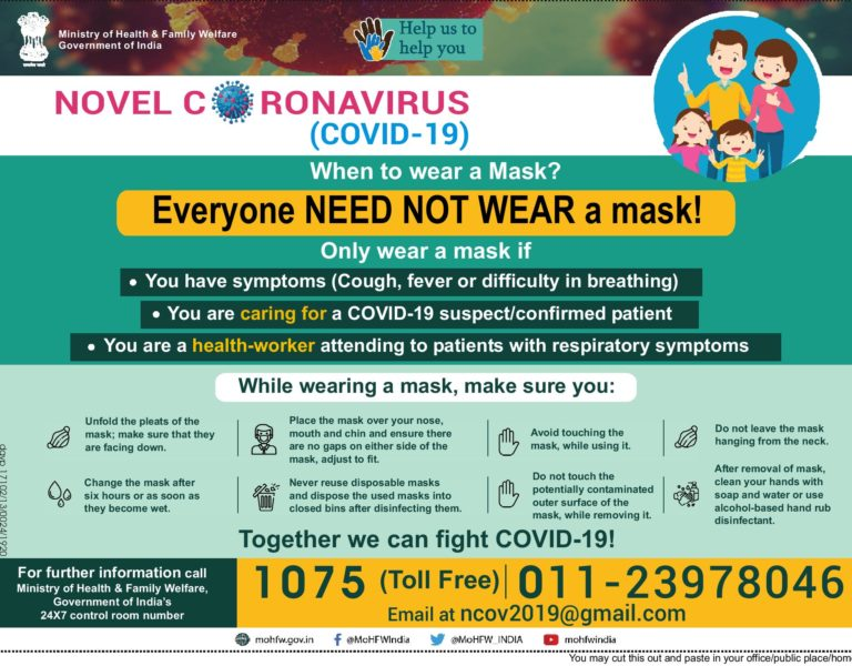 How To Protect Yourself From COVID-19? (From CDC)